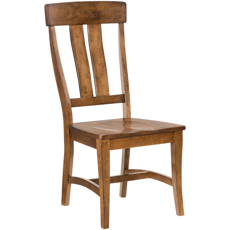 District Copper Chair