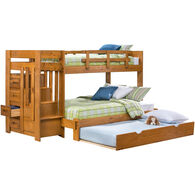 Tanglewood Honey TW/FL StairBunk-Trundle