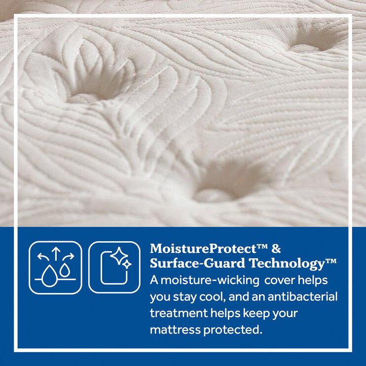 Sealy Posturepedic Summer Rose Firm Twin XL Mattress