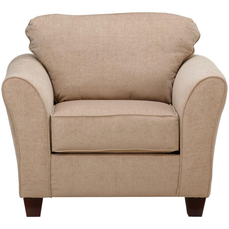 Chatham Tan Chair