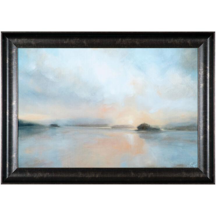 December Mists Framed Art