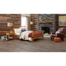 Timber Creek Pine Queen Bed
