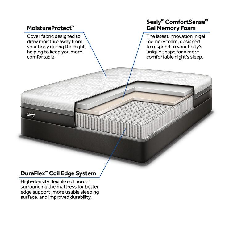 Sealy Hybrid Trust II Full Mattress