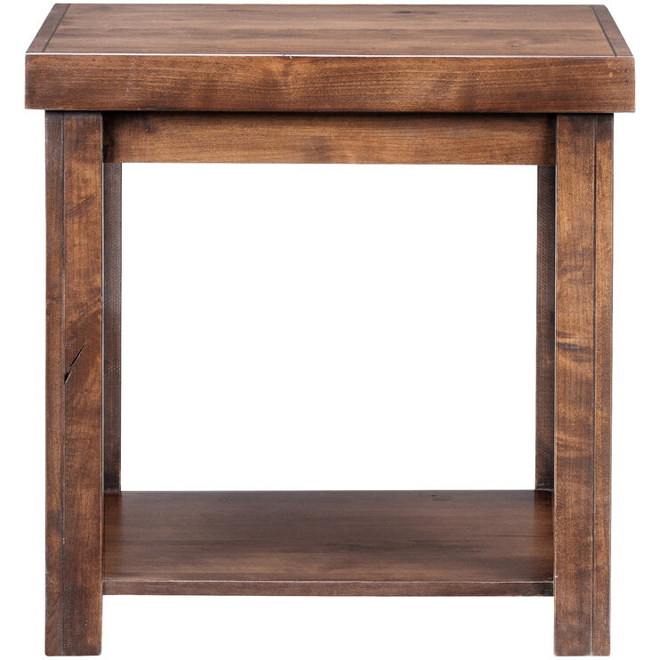 Sausalito Whiskey End Table