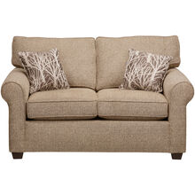 Mesa Tan Loveseat