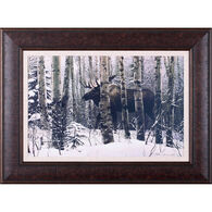 A Walk in the Woods Framed Art