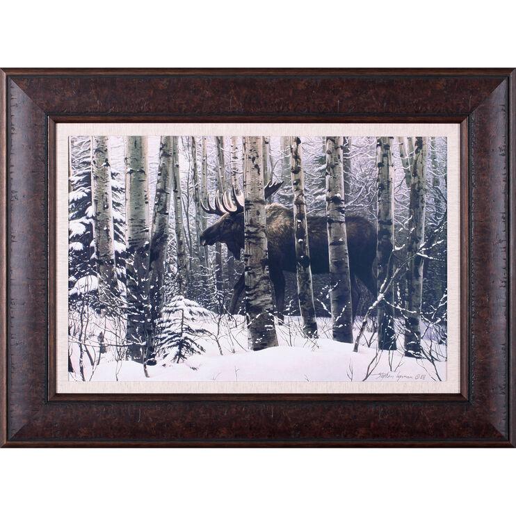 A Walk in the Woods Framed Art