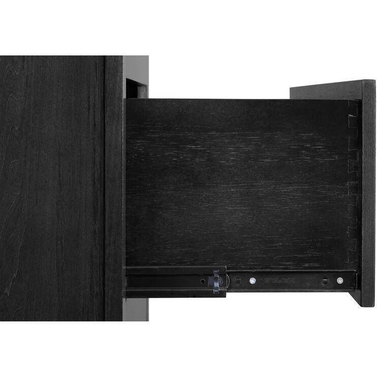 Riva Black Dresser