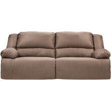 Crownley Mocha Reclining Sofa