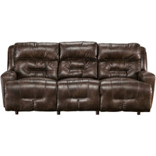 Barnsley Brown Power+ Reclining Sofa