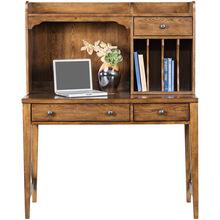 Hearthstone Rustic Desk w/Hutch