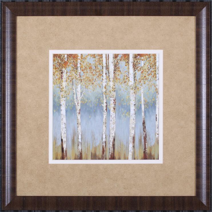Fall Embers II Petite Framed Art