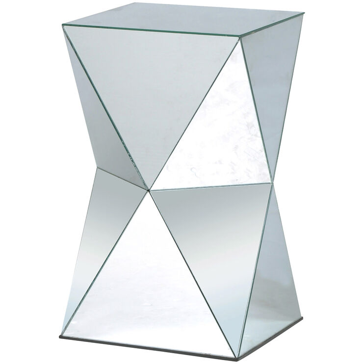 Spegill Accent with Triangular Mirrors