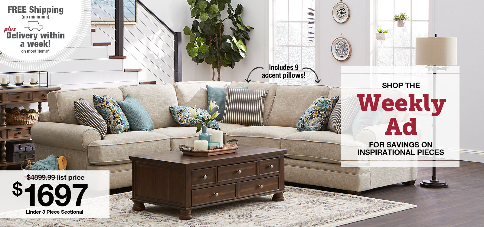 Slumberland Furniture | Slumberland Furniture on