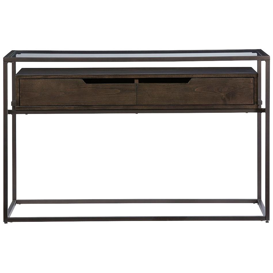 Progressive Furniture Inc. | Presidio Umber Sofa Table