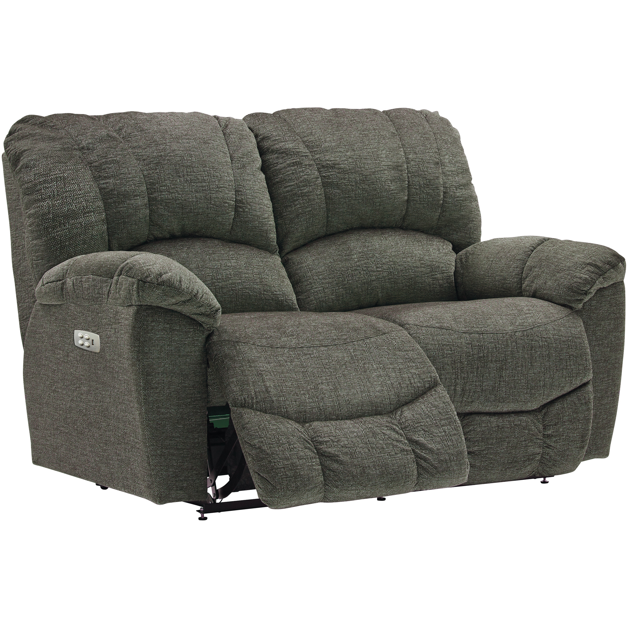 La-Z-Boy | Hayes Sable Power Plus Reclining Loveseat Sofa
