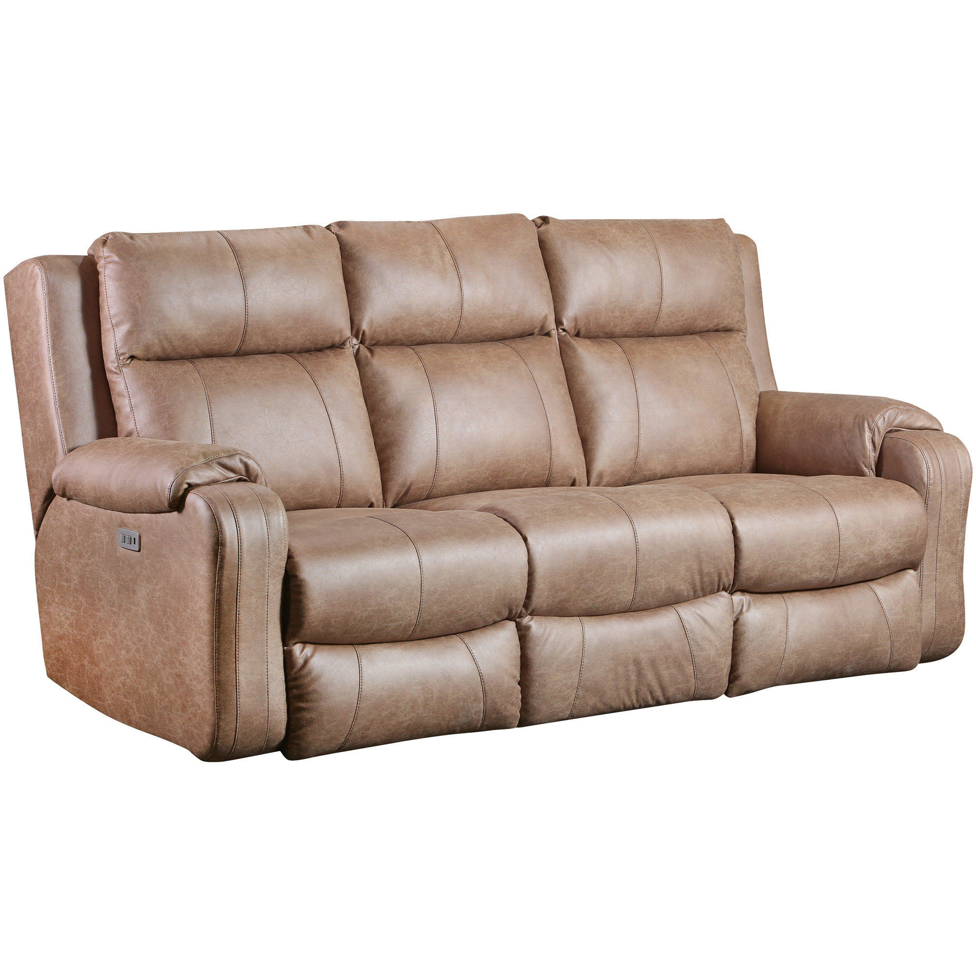 Southern Motion | Contour Vintage Power+ Reclining Sofa