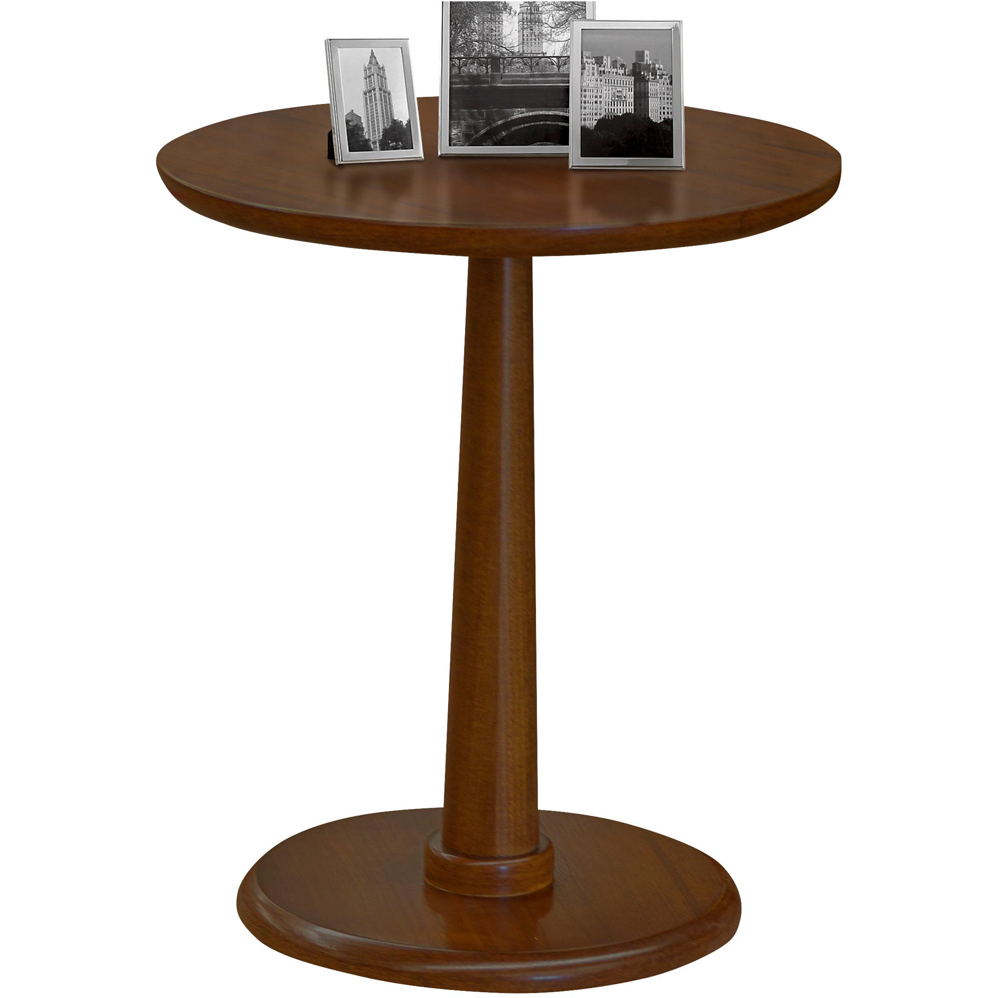 Issa Muebles | Urbana Walnut End Table