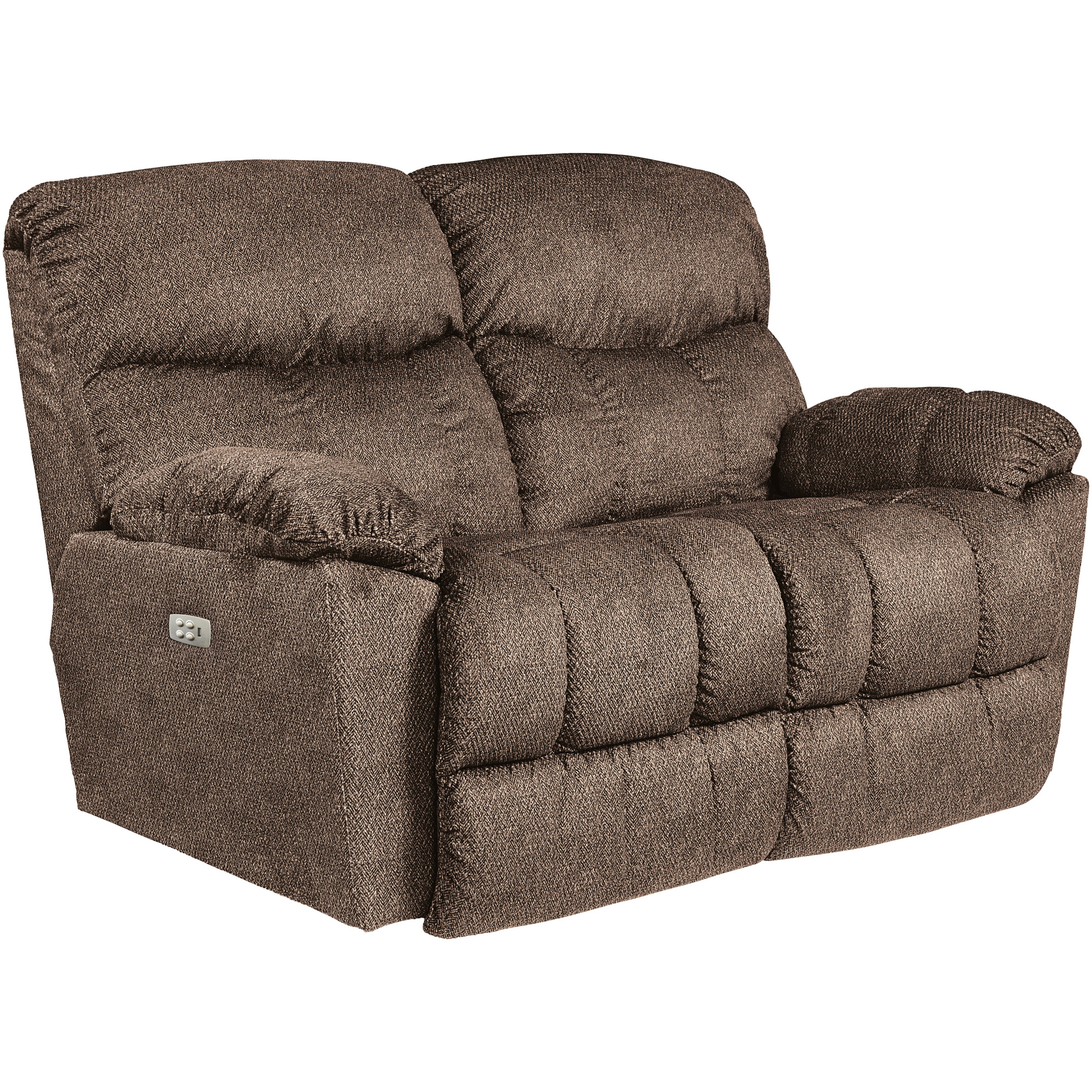 La-Z-Boy | Morrison Cappuccino Power Plus Reclining Loveseat Sofa