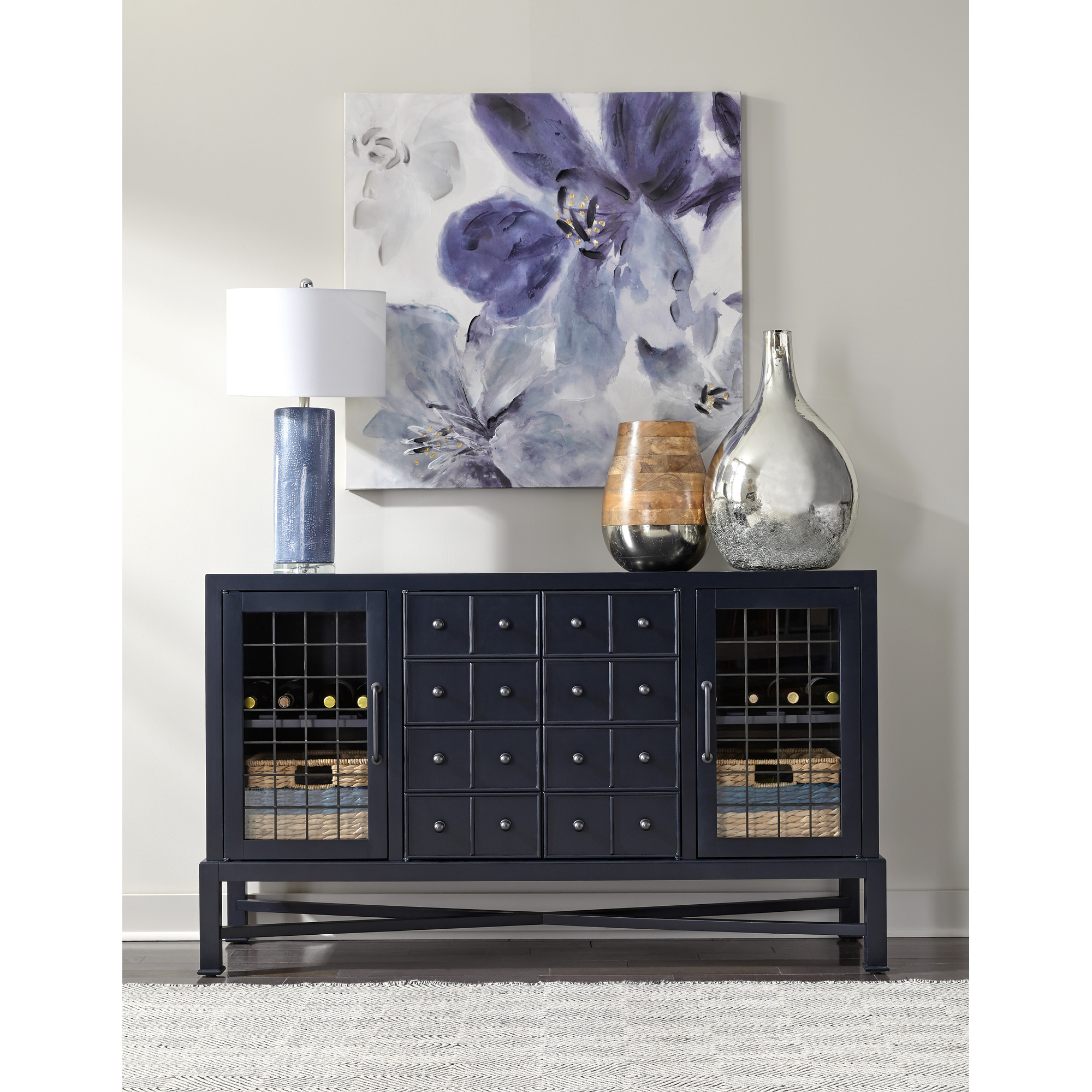 Legacy Classic Furniture | Breckenridge Blue Sideboard