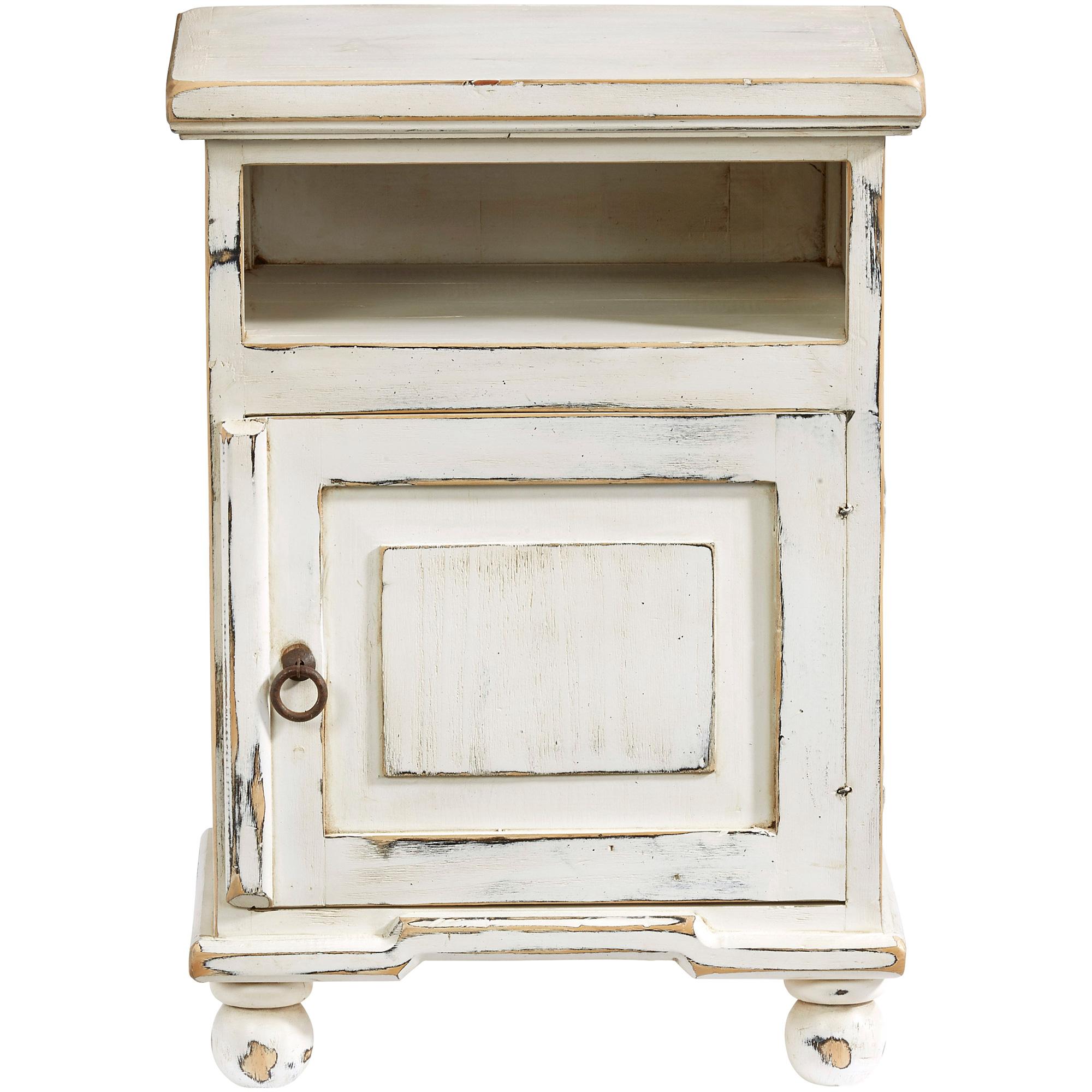 Progressive Furniture Inc. | Finn Antique White Nightstand