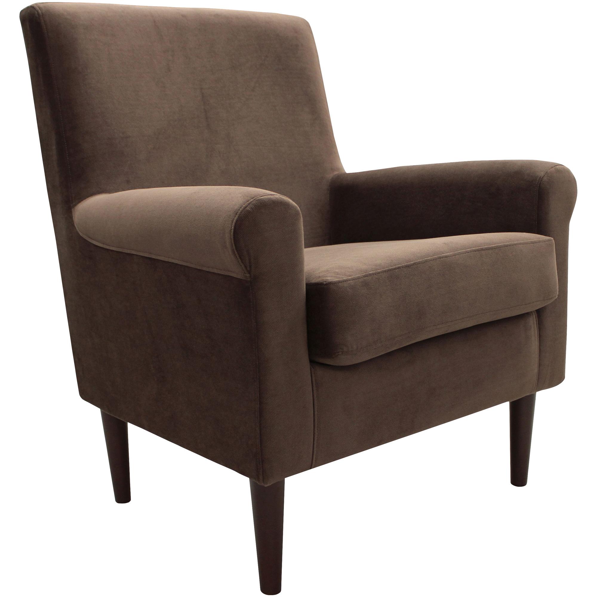 Overman | Ellis Pecan Accent Chair
