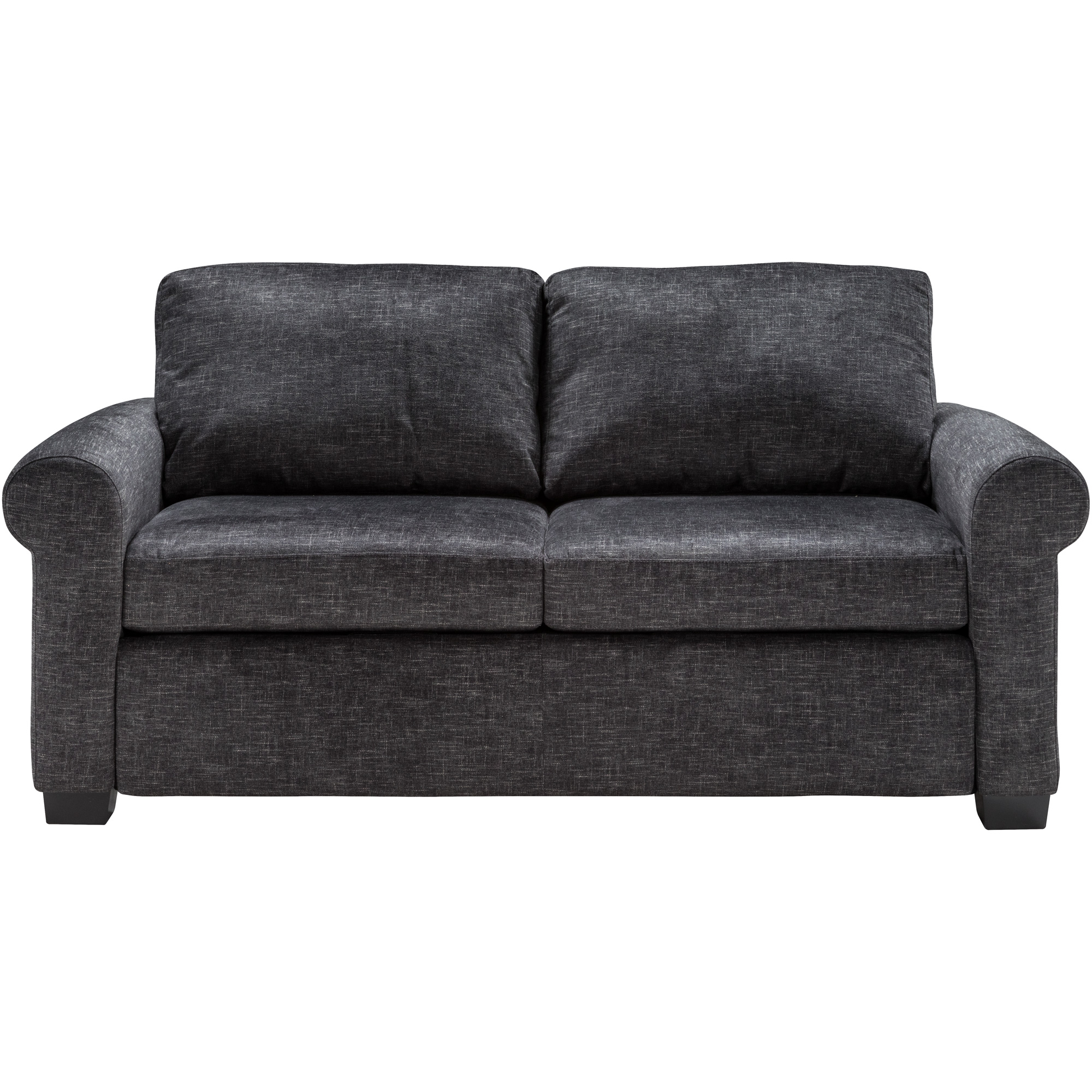 American Leather | Cortland Alton Charcoal Full Sleeper Sofa