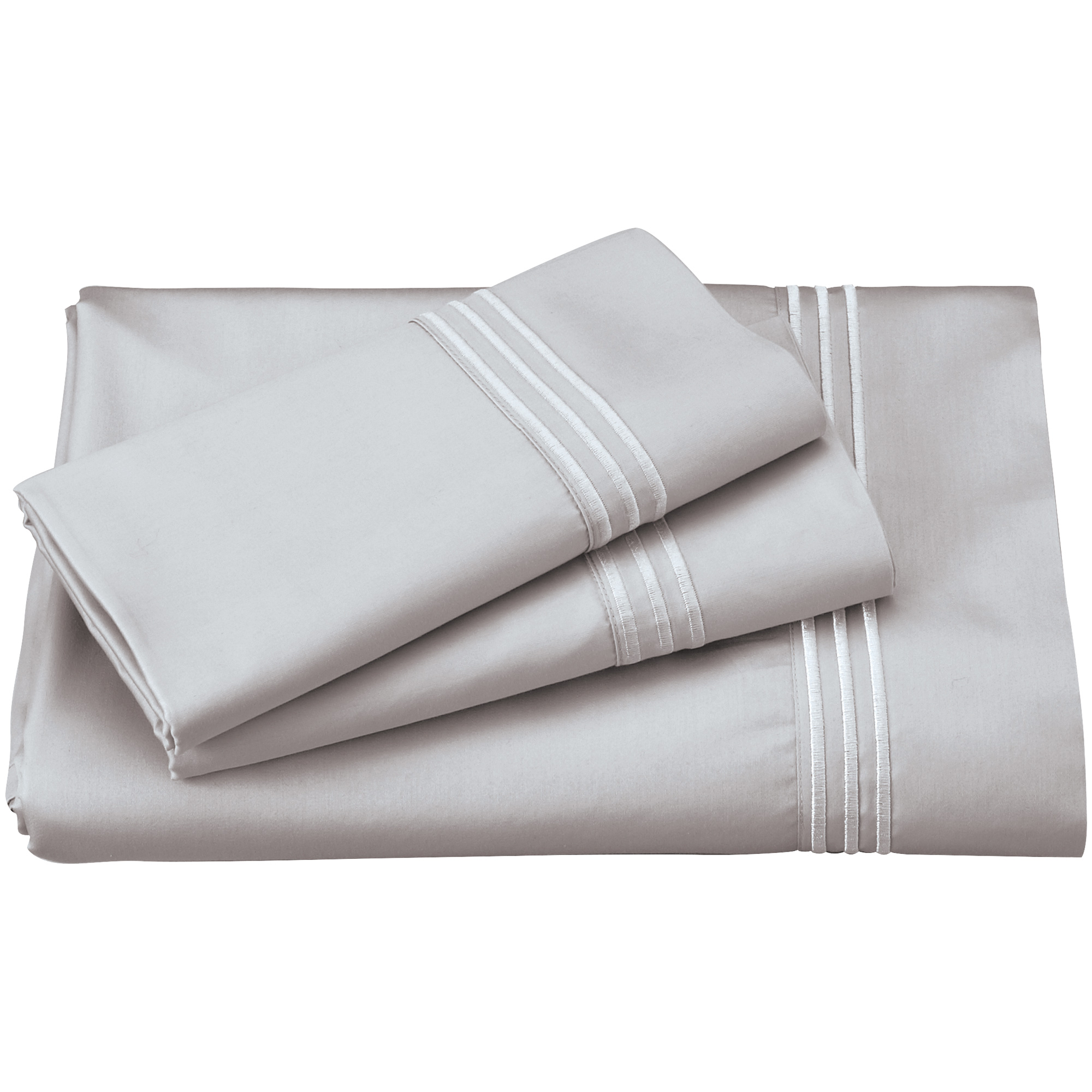 Purecare | Elements Dove Gray Queen Celliant Sheet Set