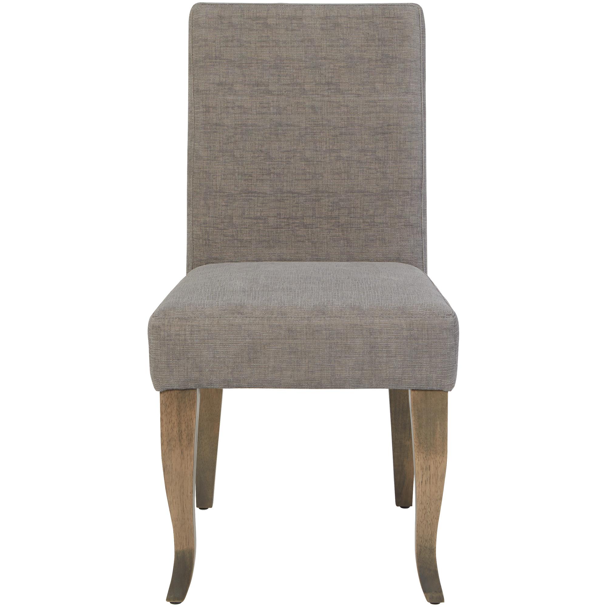 Canadel Furniture | Malibu Gray Side Chair
