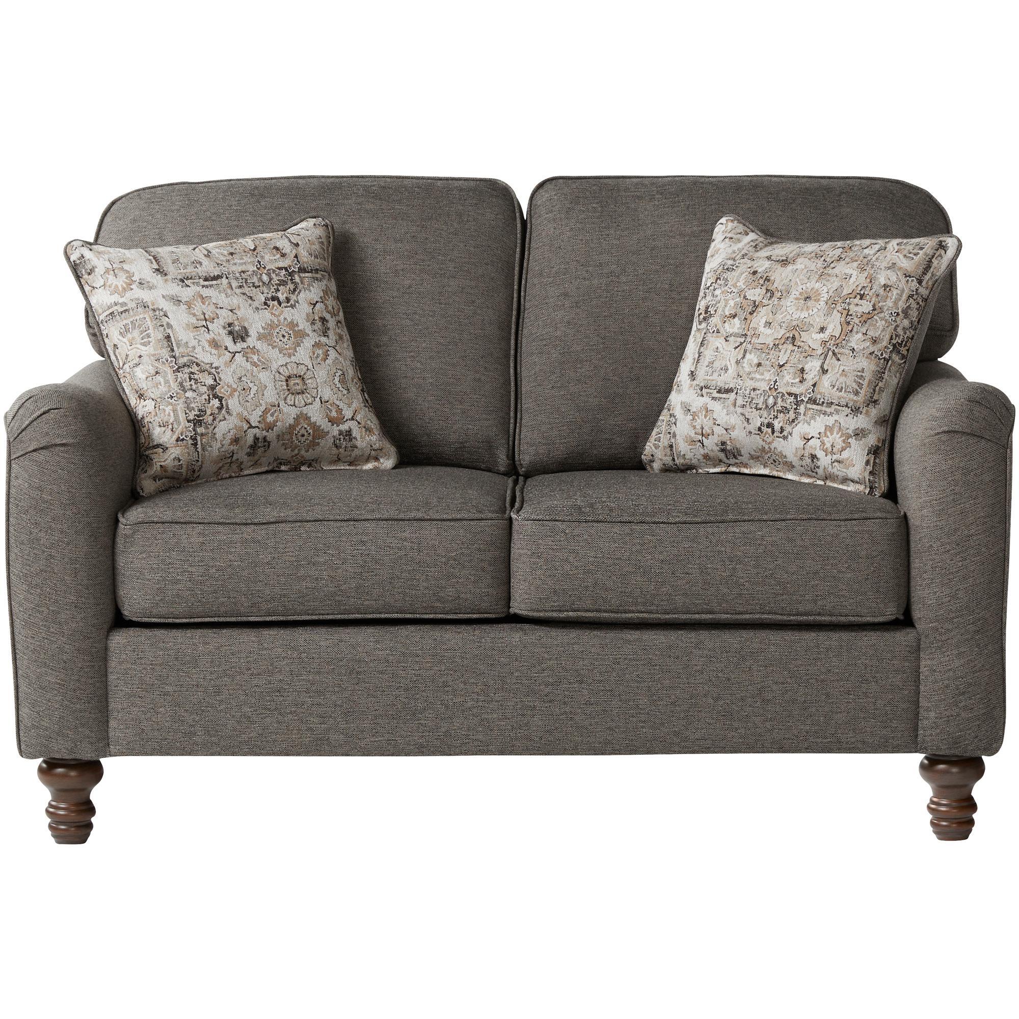 Hughes | Coleton Ash Loveseat Sofa