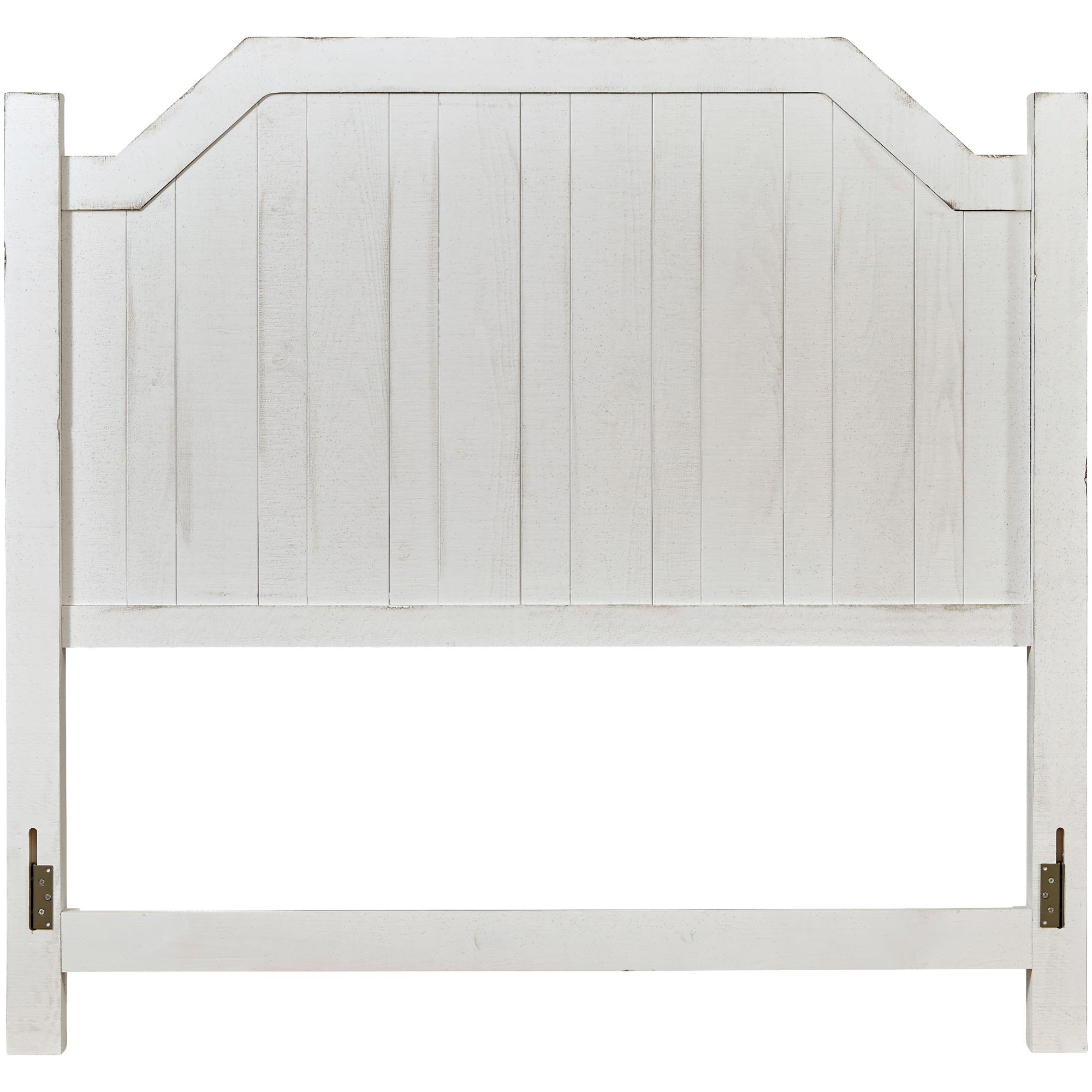 Progressive Furniture Inc. | Elmhurst White King Headboard