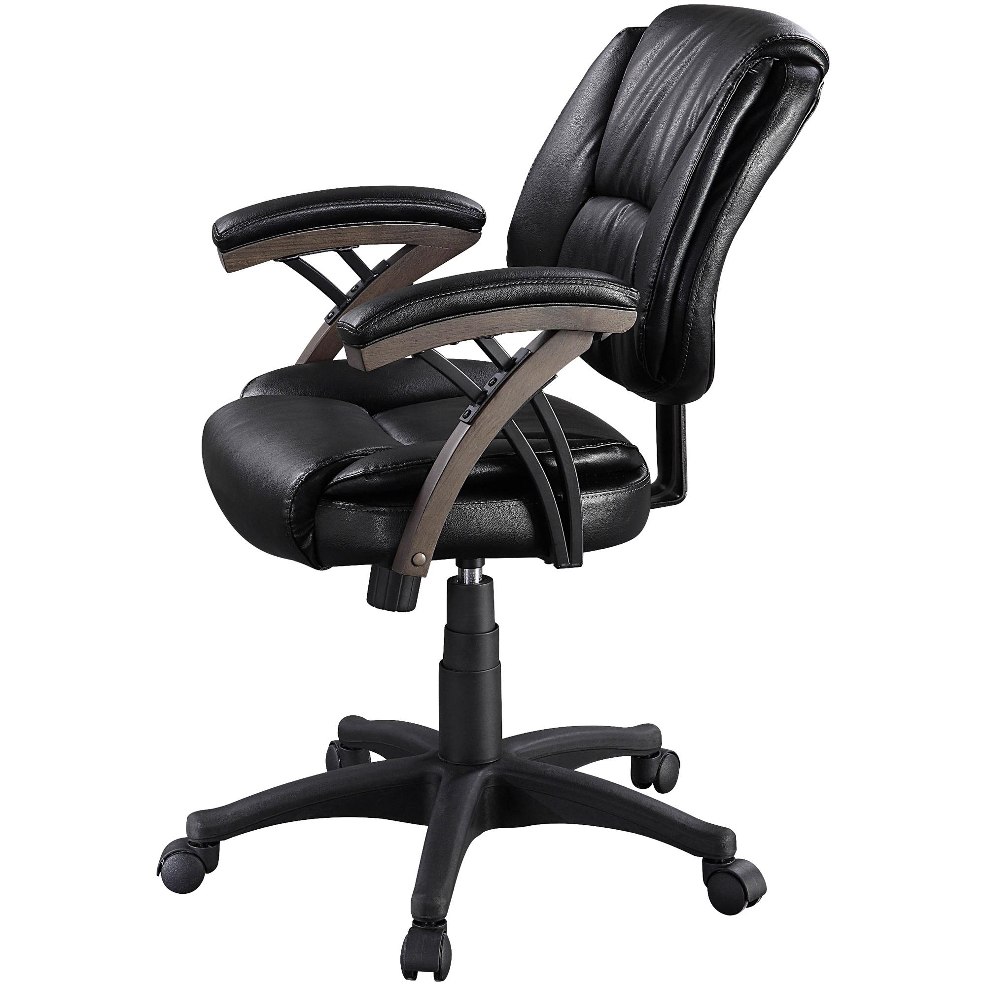 Whalen   Axon Gray Desk Chair