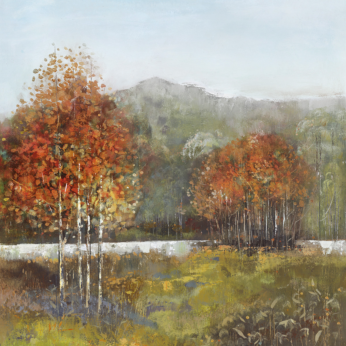 Art Effects | Autumn Breeze II Wall Art