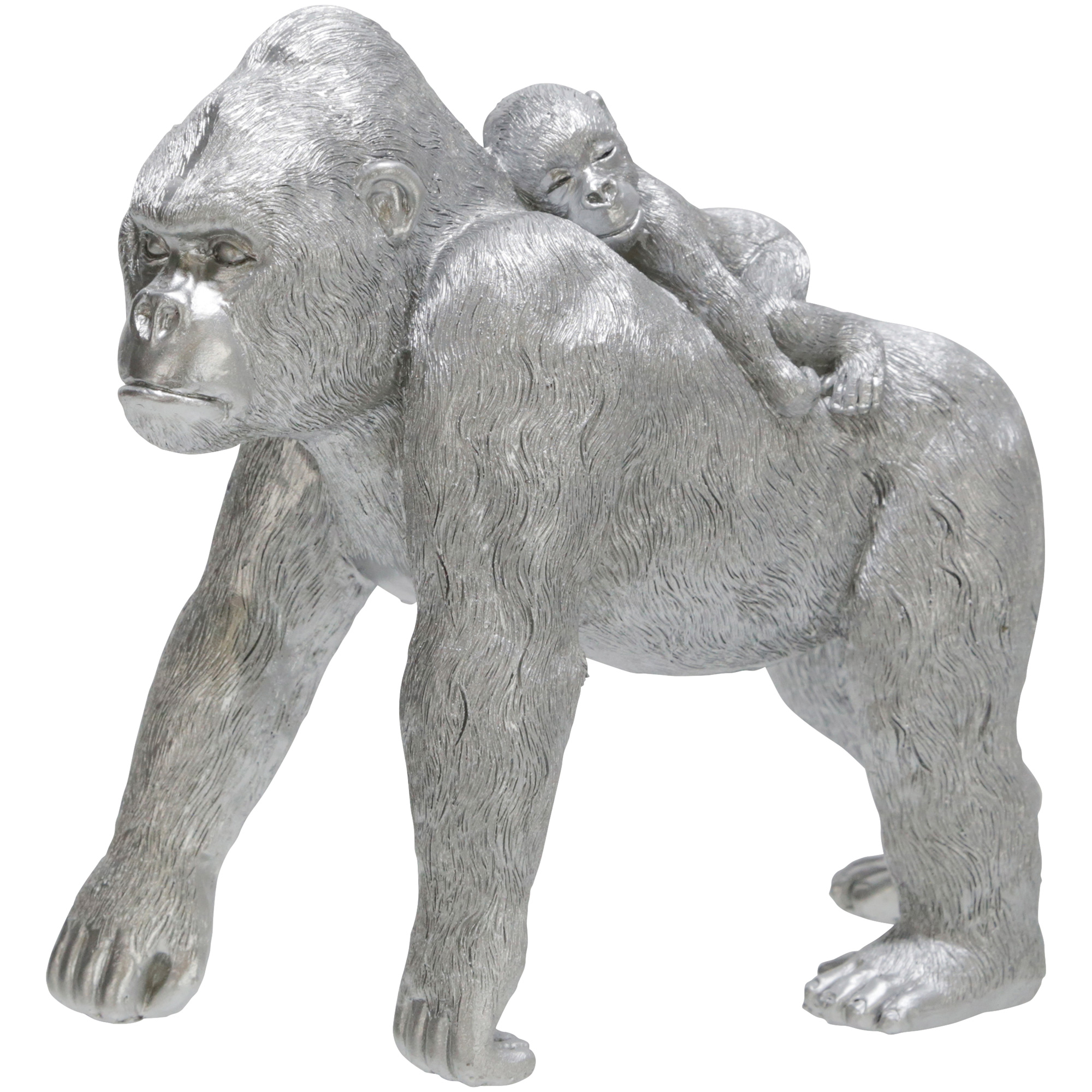 Sagebrook | Elevated Chic Mama and Baby Gorilla