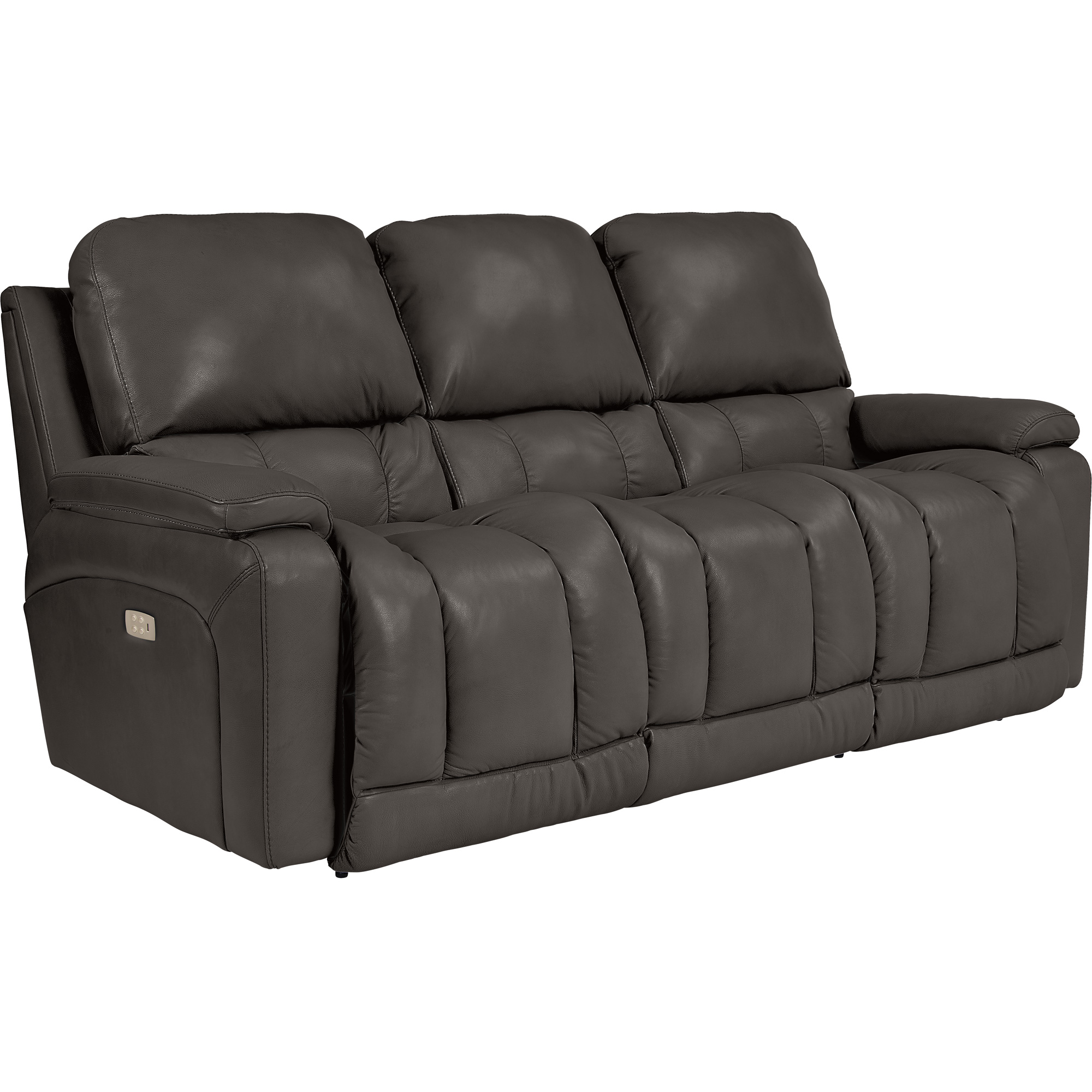 La-Z-Boy | Greyson Shitake Power Plus Reclining Sofa
