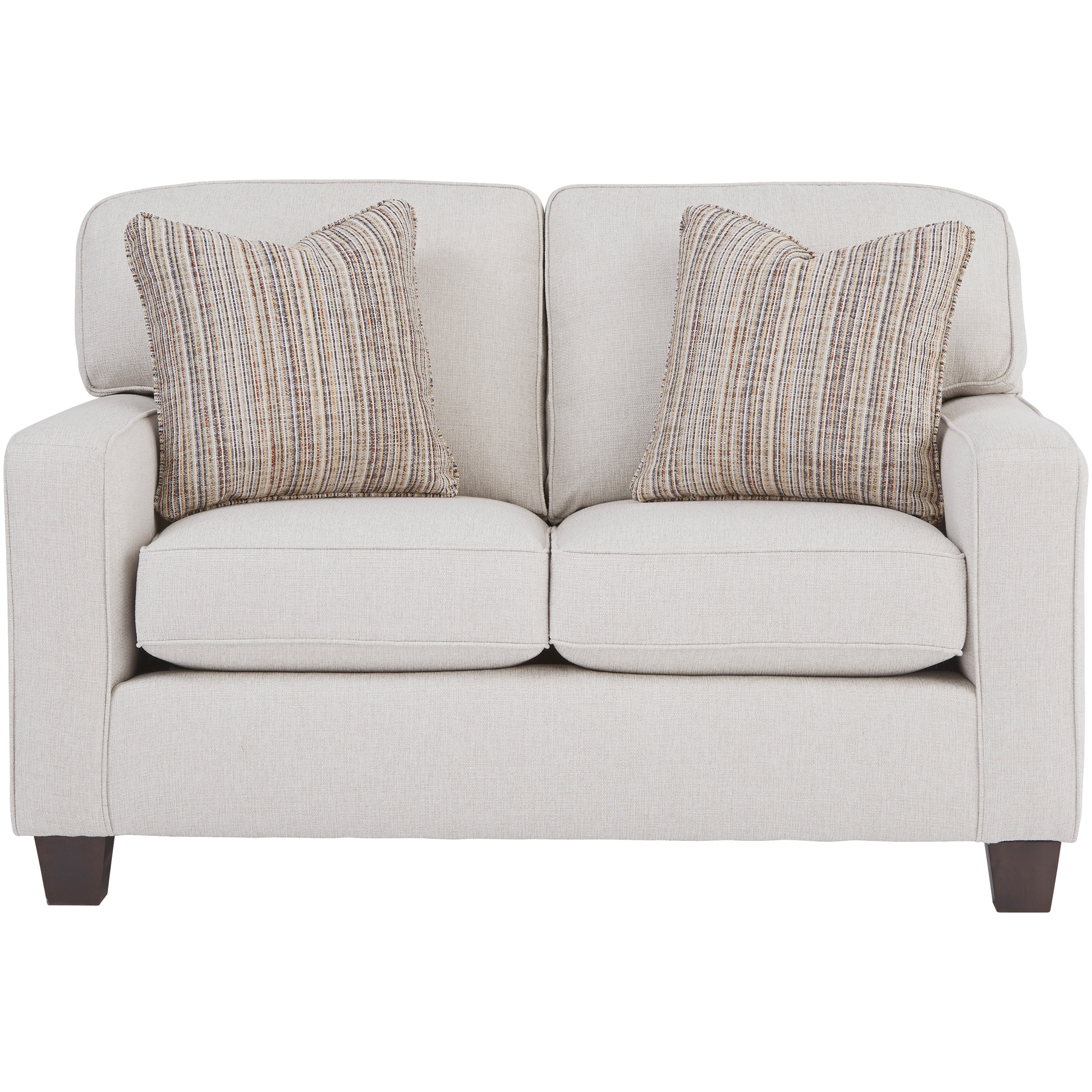 Best Home Furnishings | Annabel Cream Loveseat Sofa