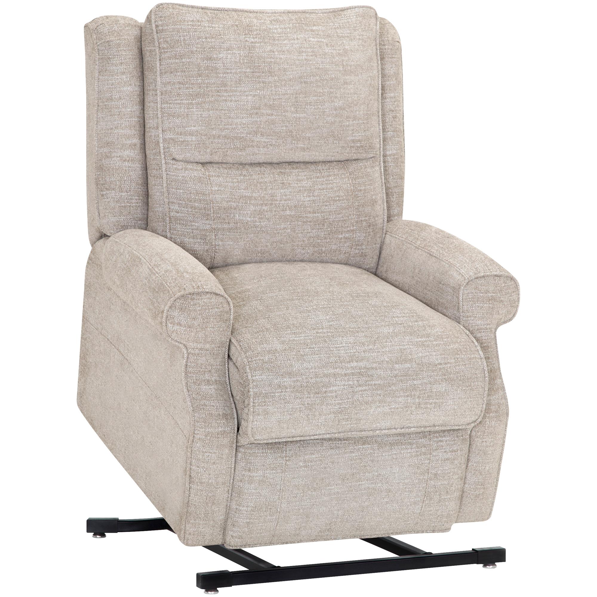 Franklin | Emerald Linen Lift Chair Recliner
