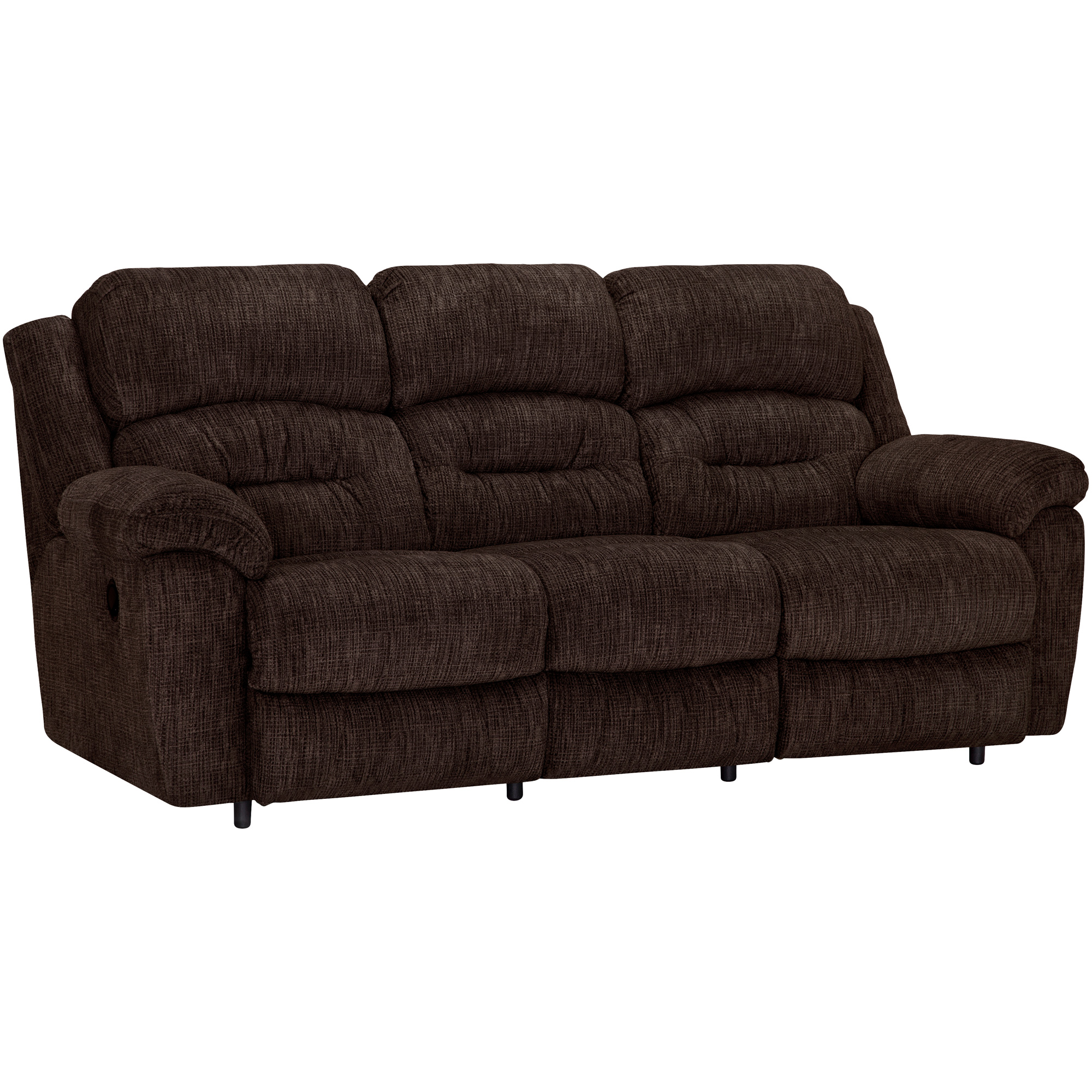 Franklin | Frontier Brown Reclining Sofa
