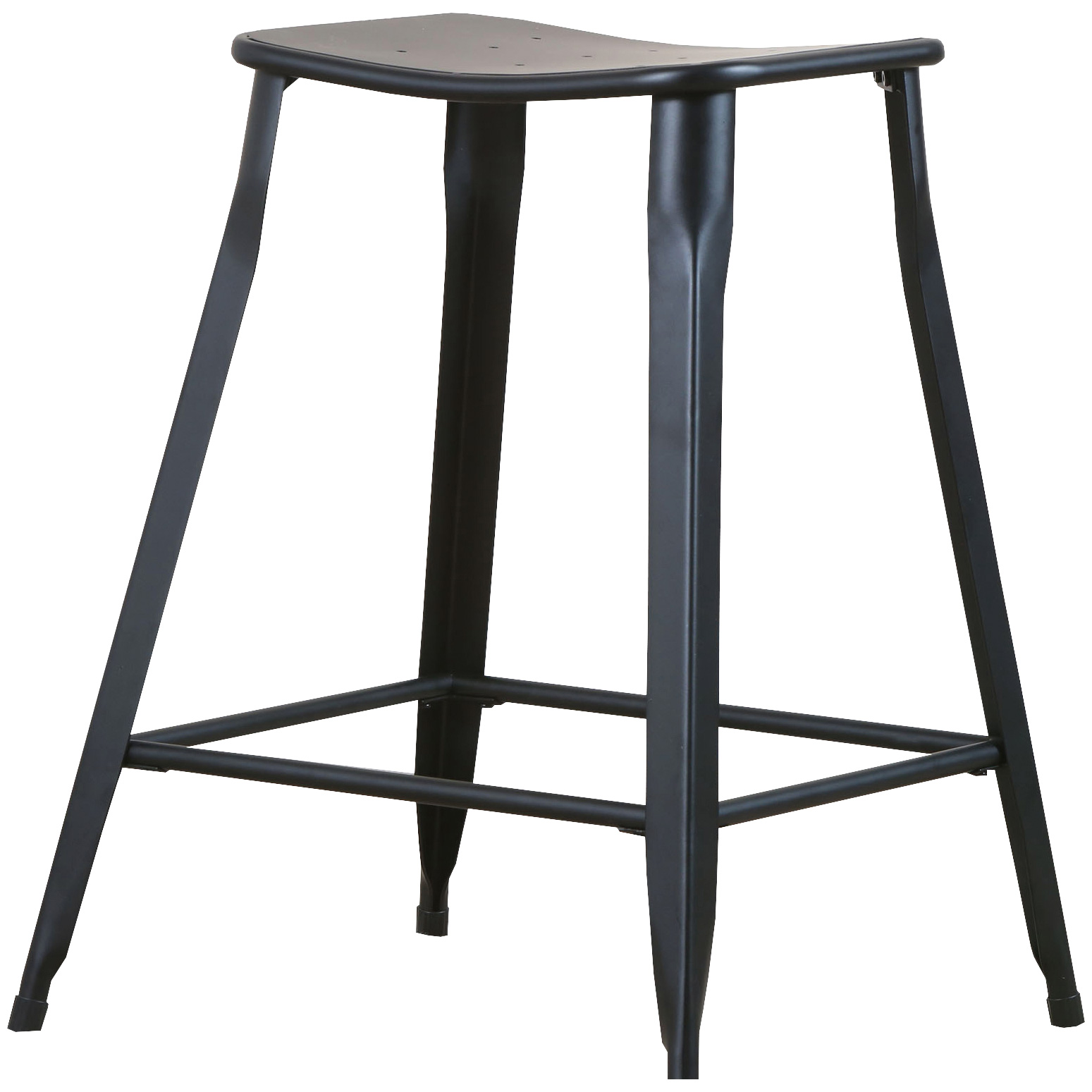 Kith Furniture | Coolie Charcoal Counter Stool