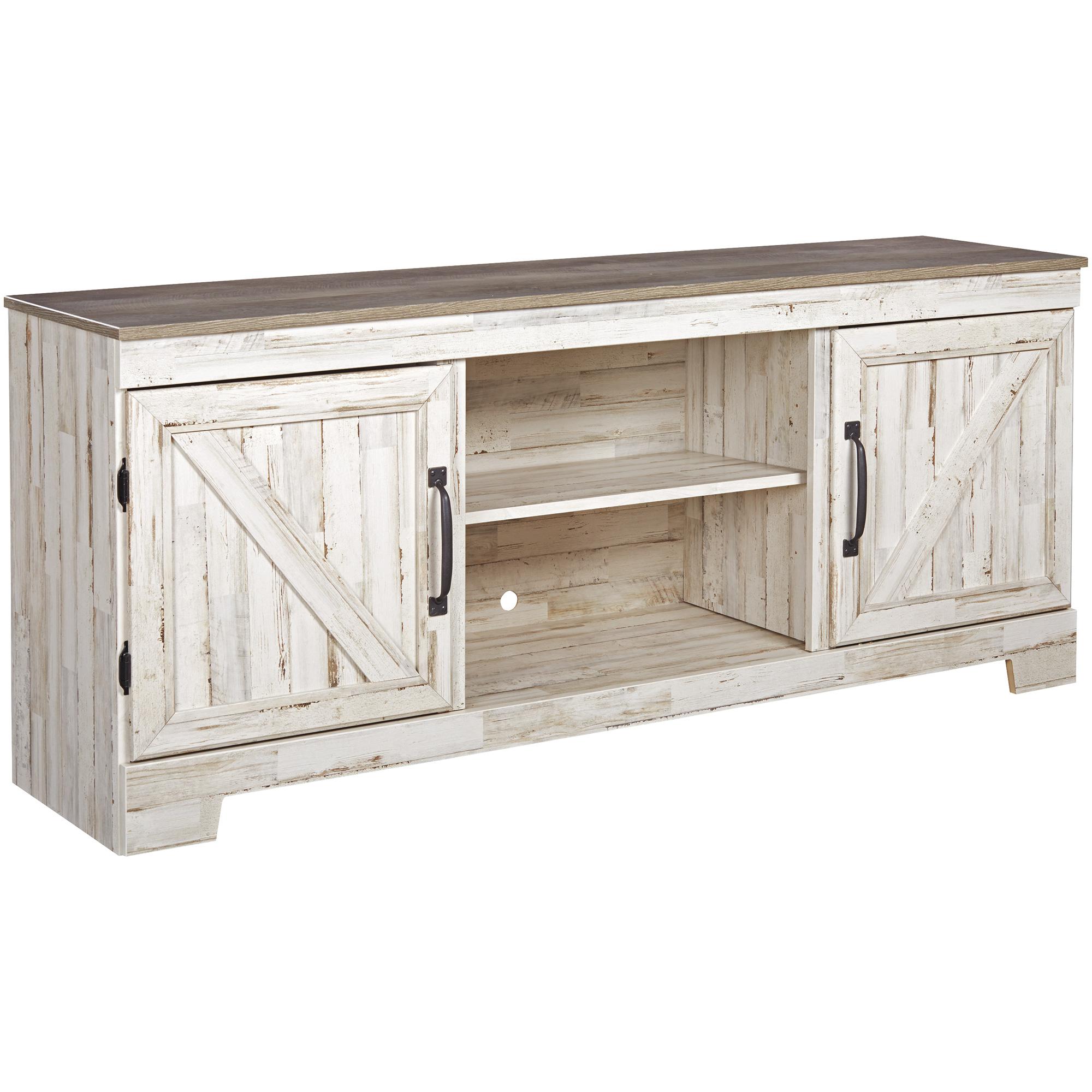 """Kith Furniture | Aspen Gray 64"""" Console Table"""