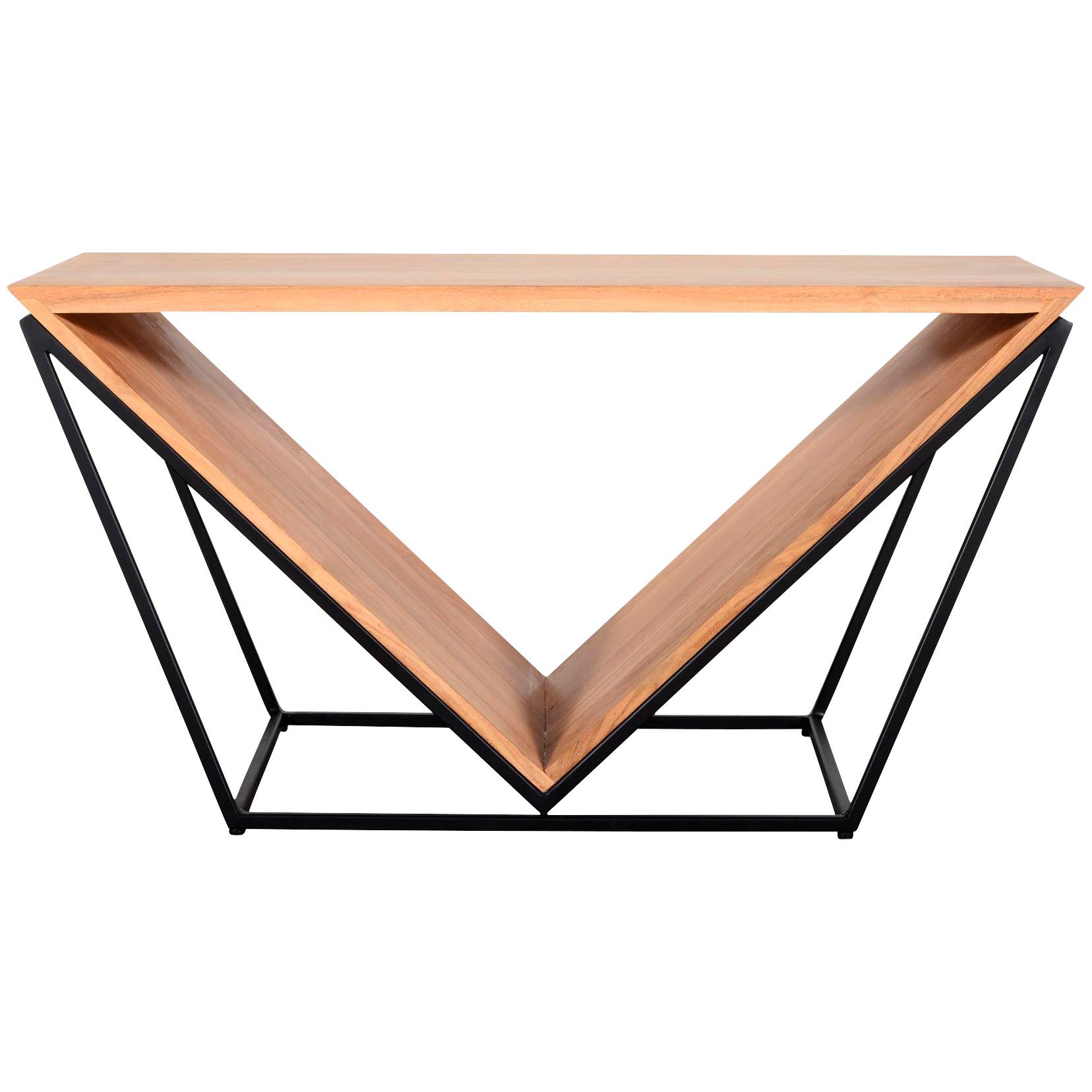 Design Destinations | Brixton Natural Coffee Table
