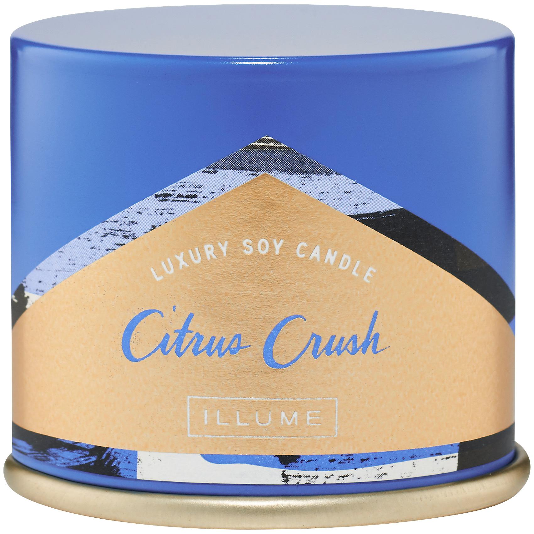 Illume | Essentials Citrus Crush Demi Tin Candle