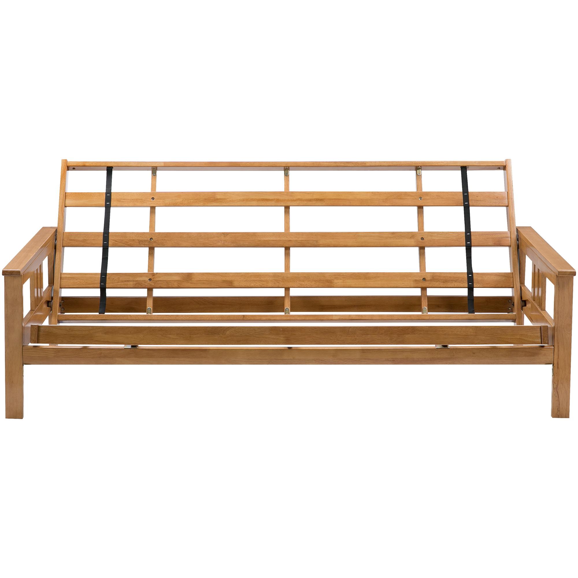 Kodiak Furniture | Colfax Butternut Futon Frame