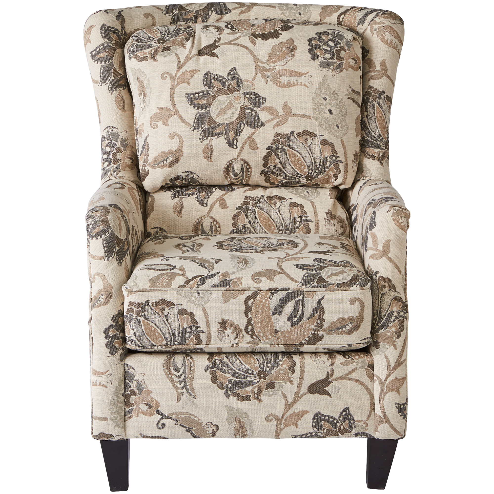 Dimensions By England | Burke Bisque Accent Chair