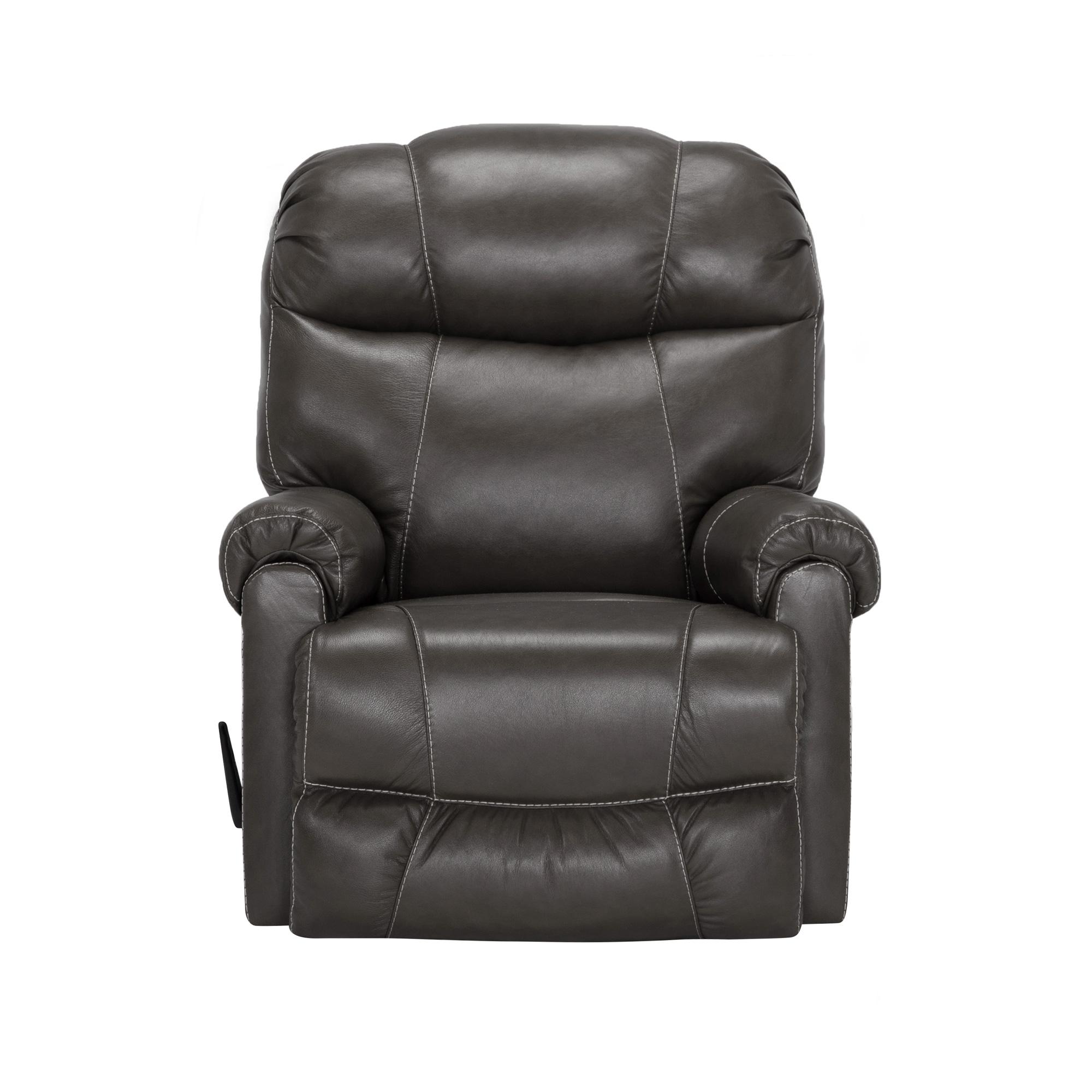 Franklin | Franz Gray Rocker Recliner Chair