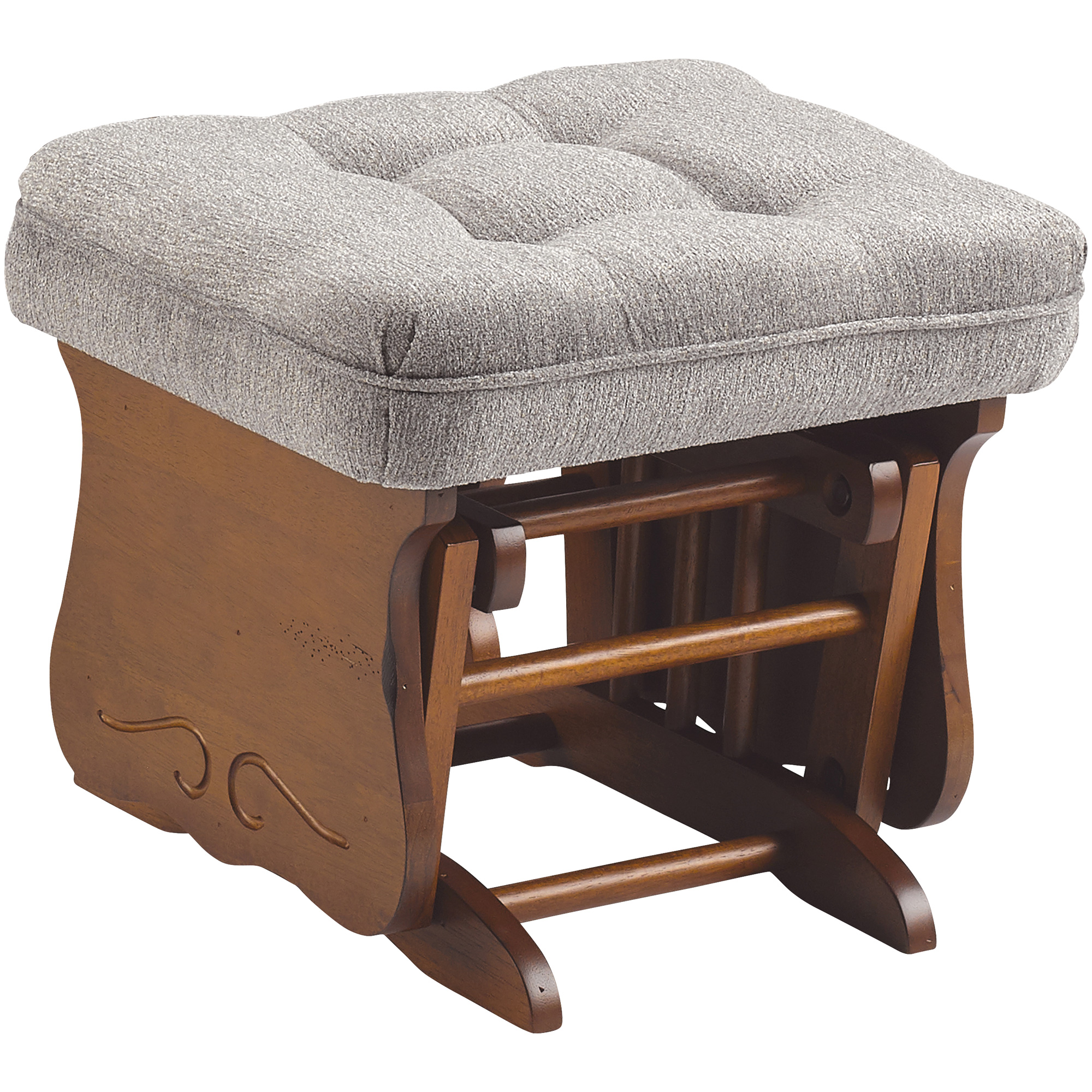 Best Home Furnishings | Giselle Spruce Glider Ottoman
