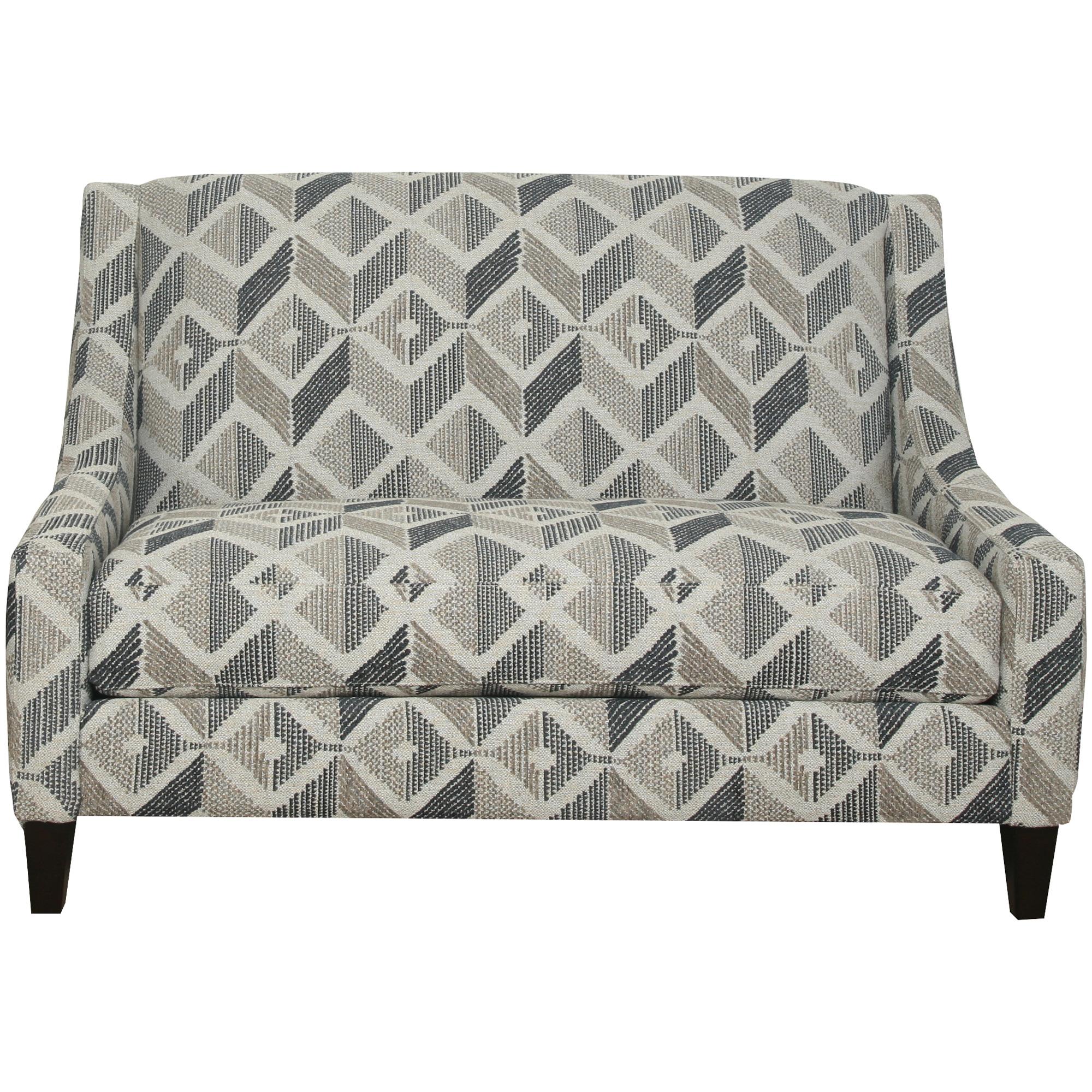 Bauhaus Furniture | Solo Slate Settee Chair