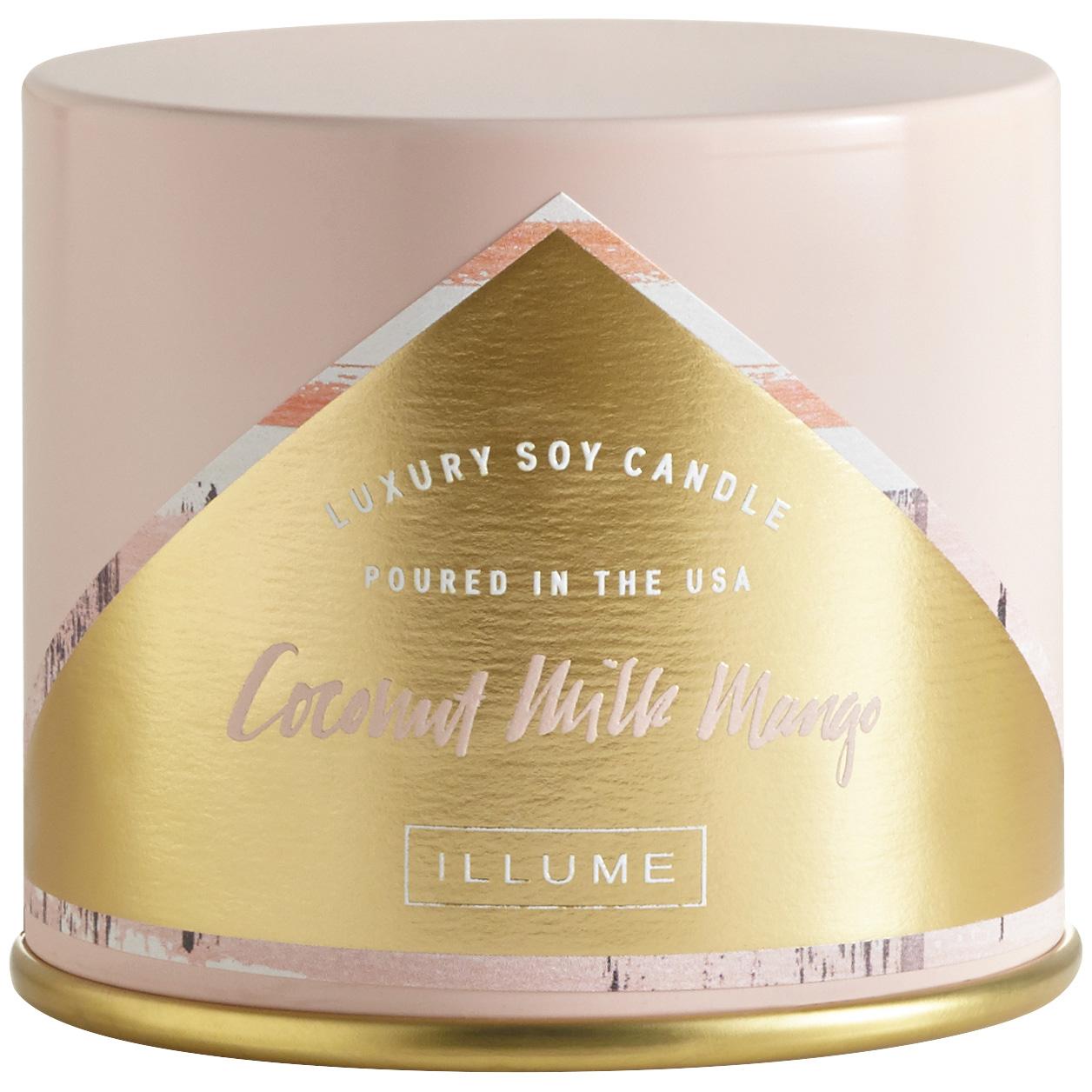 Illume | Essentials Coconut Milk Mango Vanity Tin Candle