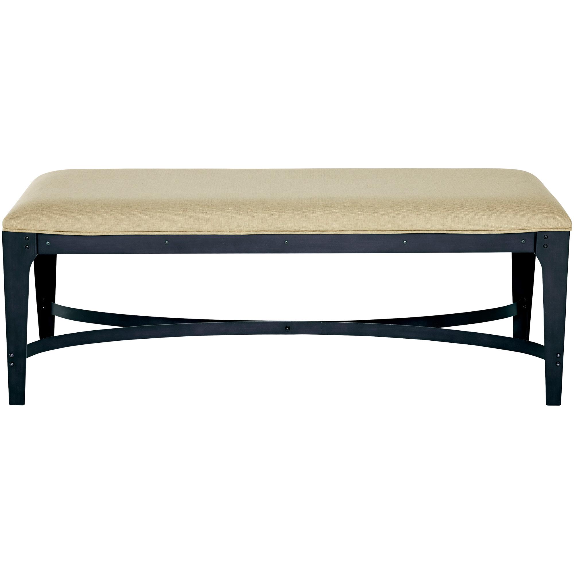 Progressive | Editor Sepia Upholstered Bench