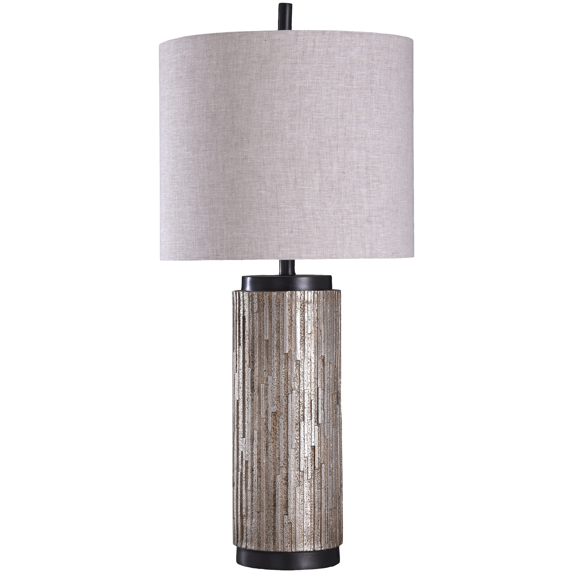 Stylecraft Home Collection | Hala Gray Table Lamp